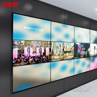 Buy cheap 16/9 Aspect Ratio 55 Inch Video Wall / Light Weight LCD Video Wall Display from wholesalers