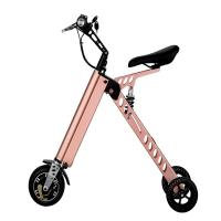 Buy cheap Folding 3 Wheel Mobility Scooter With Seat / 3 Wheel Motor Scooters For Adults from wholesalers
