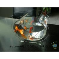 Buy cheap plexiglass acrylic fish bowl from wholesalers