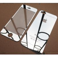Buy cheap Front And Back For Iphone 5s Tempered Glass Mirror Screen Protector  ,Factory Price from wholesalers