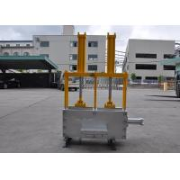 Buy cheap PMMA Hydraulic Continuous Screen Changer Filter Area 140*140mm Dia Cube 0.3 from wholesalers