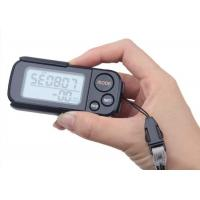 Buy cheap Multi - Function 3D Smart Pedometer With Clip Strap 30 Days Memory High Accurate from wholesalers