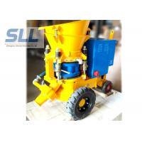 Buy cheap Stable Performance Concrete Shotcrete Machine Compact Structure Various Style from wholesalers