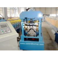 Buy cheap Roof Ridge Cap Roll Forming Machine from wholesalers