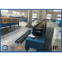 Buy cheap Rain Gutter Style Roll Forming Equipment Roof Flashing Profile Bending Machine from wholesalers