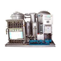 Buy cheap 0.25 KW IMO Marine Oily Water Separator System with Plunger Pump from wholesalers