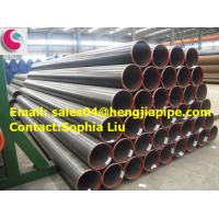 Quality LSAW Steel Pipe API 5L PSL2 X60 for sale