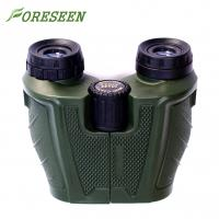 Buy cheap Outdoor Military 10X25 Powerful Compact Binoculars Spiral Eyecup For Night from wholesalers