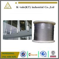 China Stainless Steel Wire Rope Balustrade on sale