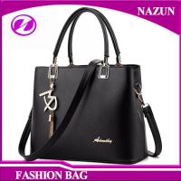 Buy cheap 2017 New designer European durable custom-made fashion nice pu leather trendy ladies bags handbags from wholesalers