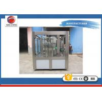 Red Wine / Small Beer Bottling Machine , Small Scale Hot Fill Bottling Equipment