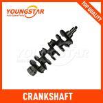 Buy cheap CRANKSHAFT  ISUZU FTR/FSR6BD12.5/  1123104370  /  1123104071 from wholesalers