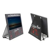 Buy cheap 10'' video advertising player,LCD advertising player card LCD screen pop display card from wholesalers