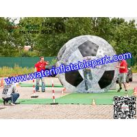 Buy cheap Crazy  Inflatable Zorb Ball for hire  / Inflatable Walk On Water Ball from wholesalers