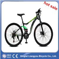 Buy cheap 2014 top sale OEM full suspension mountain bike, mountain bikes from wholesalers