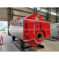 Buy cheap Natural Gas / Oil Fired Hot Water Boiler Hot Water Circulating Pump High Efficiency product