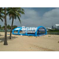 Buy cheap 20X18X7M or OEM ODM large inflatable tent , inflatable event shelter PVC Tarpaulin from wholesalers
