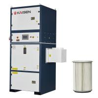Buy cheap 5.5KW Low Noise Central Plasma Dust Collector With 4 Filters For Workshop CE ISO from wholesalers