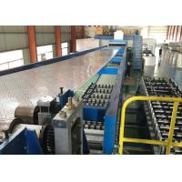China Mineral Wool Sandwich Roofing Sheet Manufacturing Machine High Performance on sale