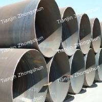 API 5l X60 Spiral Pipes