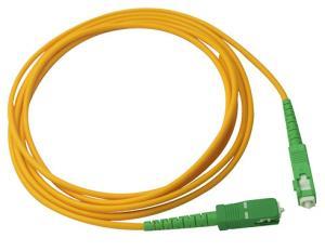 Buy cheap Simplex 2.0mm LSZH Fiber Optic Patch Cord SC / APC Connector to SC / APC SM from wholesalers