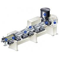Buy cheap single screw and barrel for extruder machine product