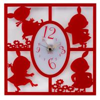Buy cheap OEM Home Decorative Wall clock with Wholesale Price from wholesalers