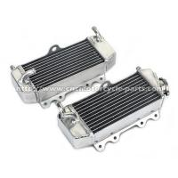 Buy cheap Efficient Yamaha Yz250 Radiators , High Performance Radiator With TIG Welded Tanks from wholesalers