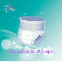 Buy cheap Paper Disposable Adult Pull up Diaper product