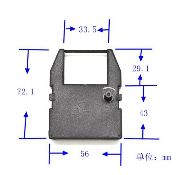 Buy cheap Printing Ribbon for Quen Data 1100, 1110, 1180, DMP 1182 C, DMP 1182 VC, VC 1000 from wholesalers