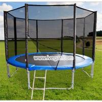 Buy cheap Big Trampoline/Round Trampoline with enclousre from wholesalers