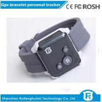 Buy cheap Smallest gps tracking chip/senior phone gps gsm track phone number tracker sos alarm from wholesalers