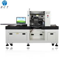 Buy cheap High-speed Semi-auto Pick & Place Machine Model No.: HCT-320 product