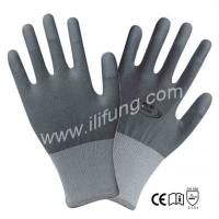 Buy cheap 13G Polyester Glove with PU Coating from wholesalers