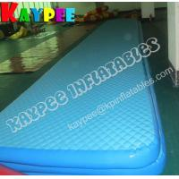 Buy cheap Inflatable gymnastic mat , air track ,DWF air track, inflatable sport game from wholesalers