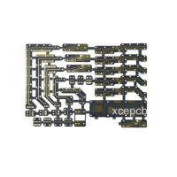 Buy cheap Satellite Broadcast Radio Transmission Taconic Rigid PCB Circuit Board Low Loss Laminate from wholesalers