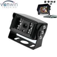 Buy cheap Universal Mount Infrared Adjustable Angle Rear View Back Up Camera with Anti-Glare Shield from wholesalers