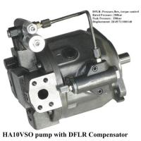 Buy cheap Clockwise Axial Piston Pumps , A10VSO80 Hydraulic Pump With DFLR Compensator from wholesalers