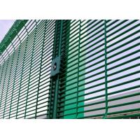 Buy cheap Professional 358 Security Mesh , Metal Welded Fence Panels 76.2x12.7mm from wholesalers