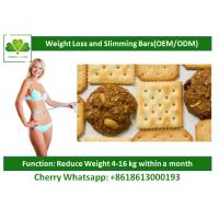 Buy cheap No Adverse Effect Weight Loss Protein Bars Healthy Slimming Programs from wholesalers