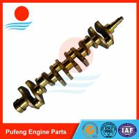 Buy cheap ISUZU 6RB1 Crankshaft 1123105032 used for HITACHI Excavator EX400-3 EX400-5 from wholesalers