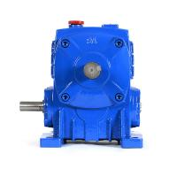 Buy cheap WPWK155 Ratio 10/15/30 reverse gear box 1:80 ratio speed reducer gearbox from wholesalers