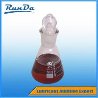 Buy cheap RD106DH (TBN400)  High Base Synthetic Calcium Sulfonate/Lubricant additives/Detergent/dark brown viscosity liquid from wholesalers