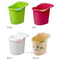 Buy cheap High quality food grade freestanding bathtub plastic simple bathtub for baby from wholesalers