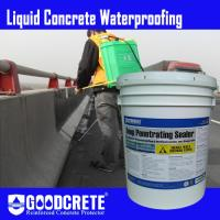 Buy cheap spray applied liquid concrete waterproofing from wholesalers