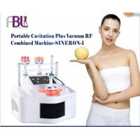 Buy cheap Portable Ultrasonic Cavitation Slimming Machine For Cellulite Reduction / Skin Tighten from wholesalers