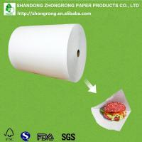 Buy cheap recyclable greaseproof paper from wholesalers