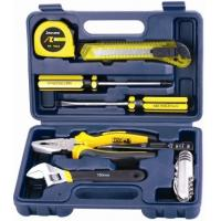 China 9 pcs mini tool set ,with pliers/cutter knife/test pen on sale
