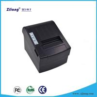 Buy cheap Shenzhen ZJ 8220 USB+LAN 2 Interface Desktop 80mm 3 Inch Pos Printer Supplier Pos 80mm Thermal Printers with Auto Cut from wholesalers