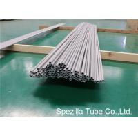 35-39 RC Seamless Stainless Steel Tube ASTM A268 TP410 0.89MM - 3.05MM Wall Thickness
